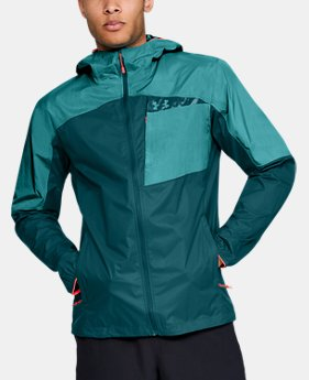 New Arrival Men's UA Scrambler Hybrid Jacket  4  Colors $130