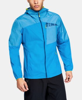 Men's UA Scrambler Hybrid Jacket LIMITED TIME: FREE SHIPPING 1  Color Available $150