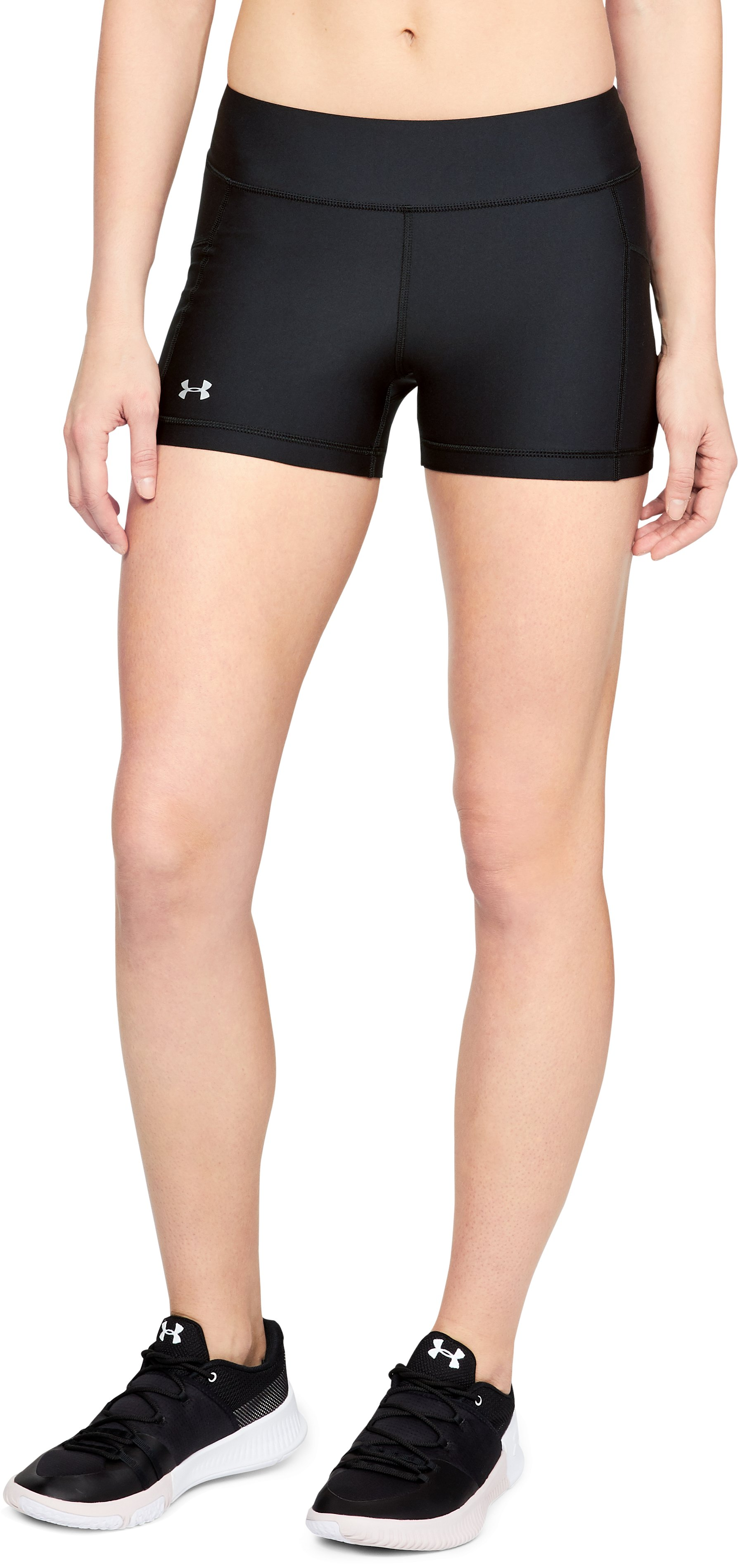 Women's UA Vanish Shorty, Black