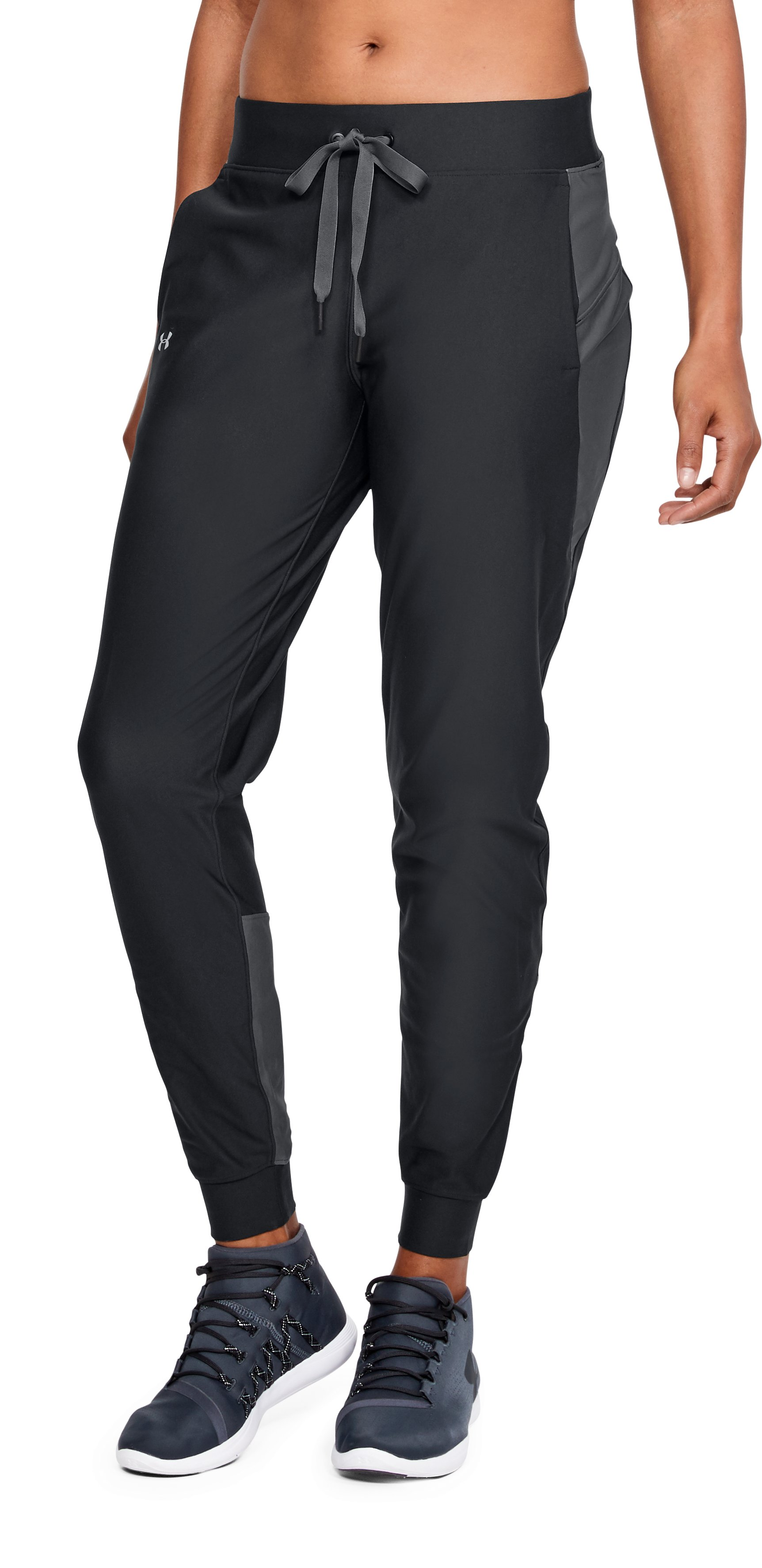 Women's UA Vanish Joggers, Black