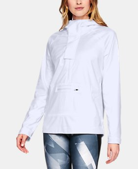 9366c177d2bc5 Women s UA Run Storm Anorak Jacket 1 Color Available  150