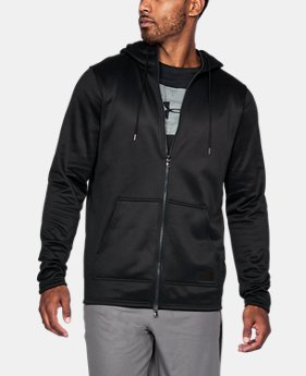 New Arrival Men's UA Pursuit Hoodie  1 Color $69.99