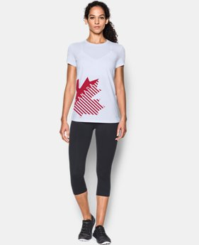 Women's UA Canada Maple Short Sleeve   $29.99