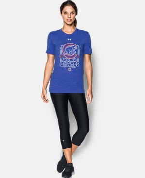 New Arrival Women's Chicago Cubs Root for the Cubbies  1 Color $32.99