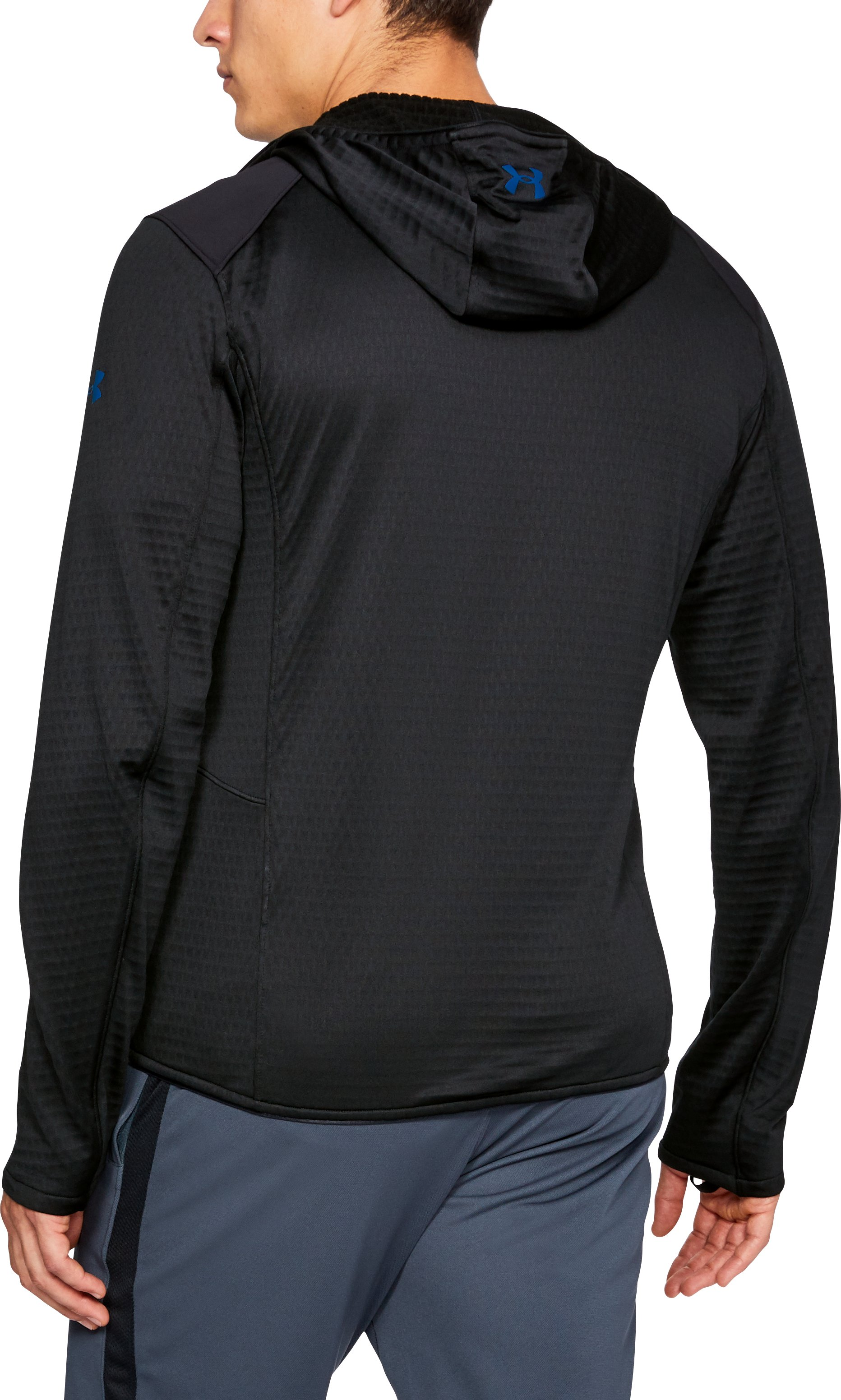 Men's ColdGear® Reactor Exert Jacket, Black ,