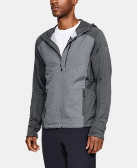 New Arrival  Men's ColdGear® Reactor Exert Jacket  1  Color Available $175