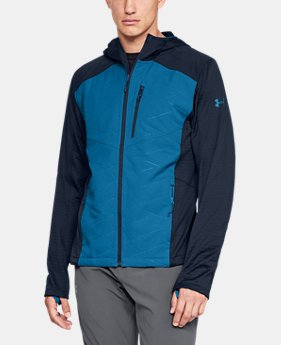Men's ColdGear® Reactor Exert Jacket  1  Color Available $175