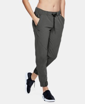 Women's UA Storm Woven Pants  3  Colors $60