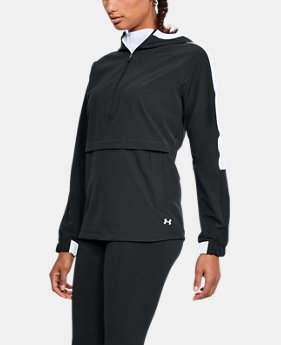 Women's UA Storm Woven Anorak Jacket  1  Color Available $80
