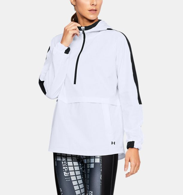 c2e4ef6852 Women s UA Storm Woven Anorak Jacket