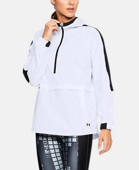 Women's UA Storm Woven Anorak Jacket  1 Color $60