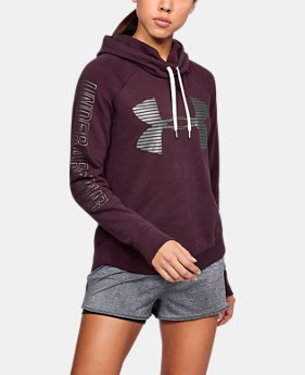 Women's UA Favorite Fleece Pullover LIMITED TIME OFFER 1 Color $39.99