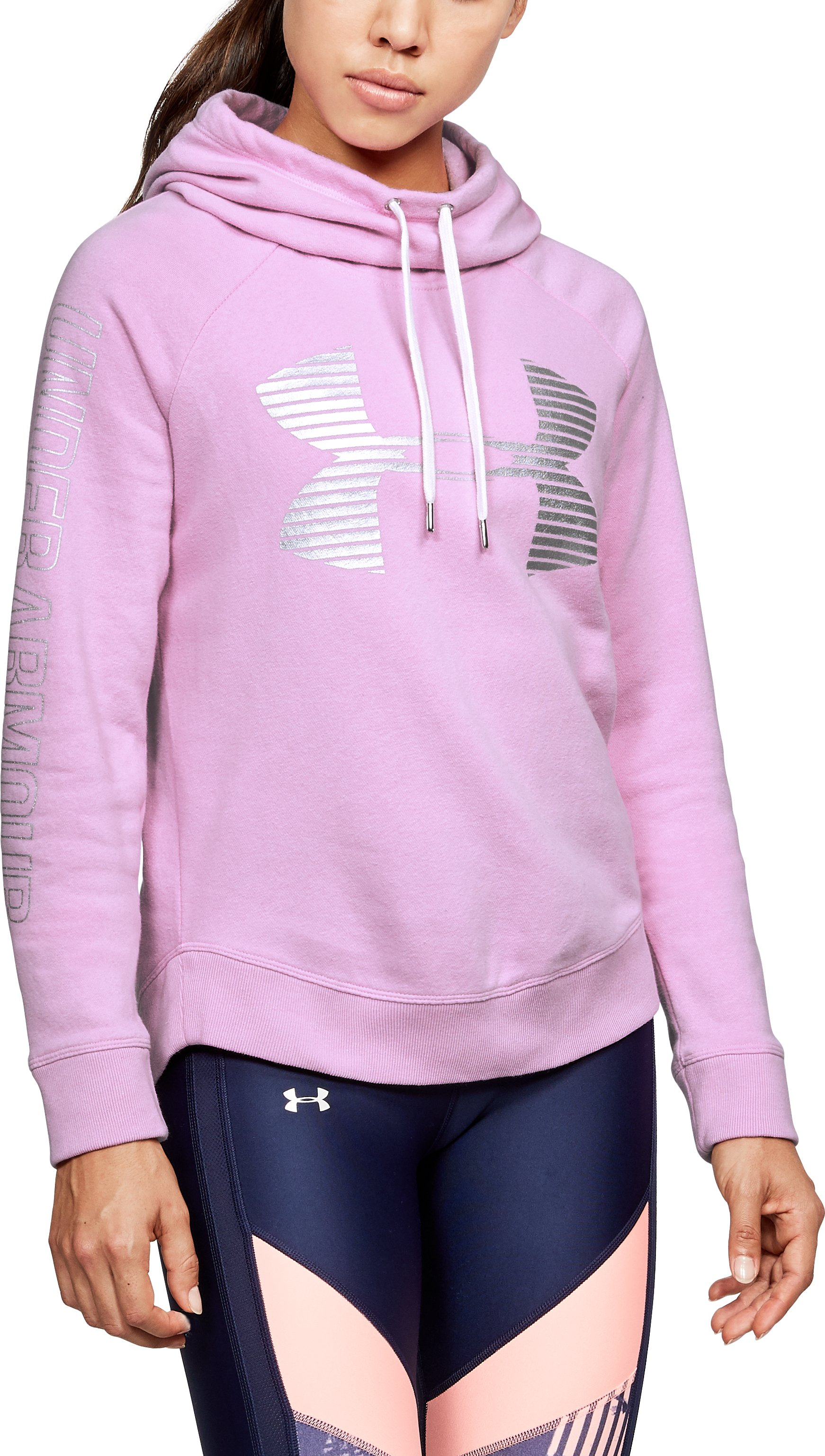 pullovers for kids Women's UA Favorite Fleece Pullover Great fit!...Great sweatshirt...I would buy it again