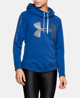 Women's UA Favorite Fleece Pullover  1 Color $49.99