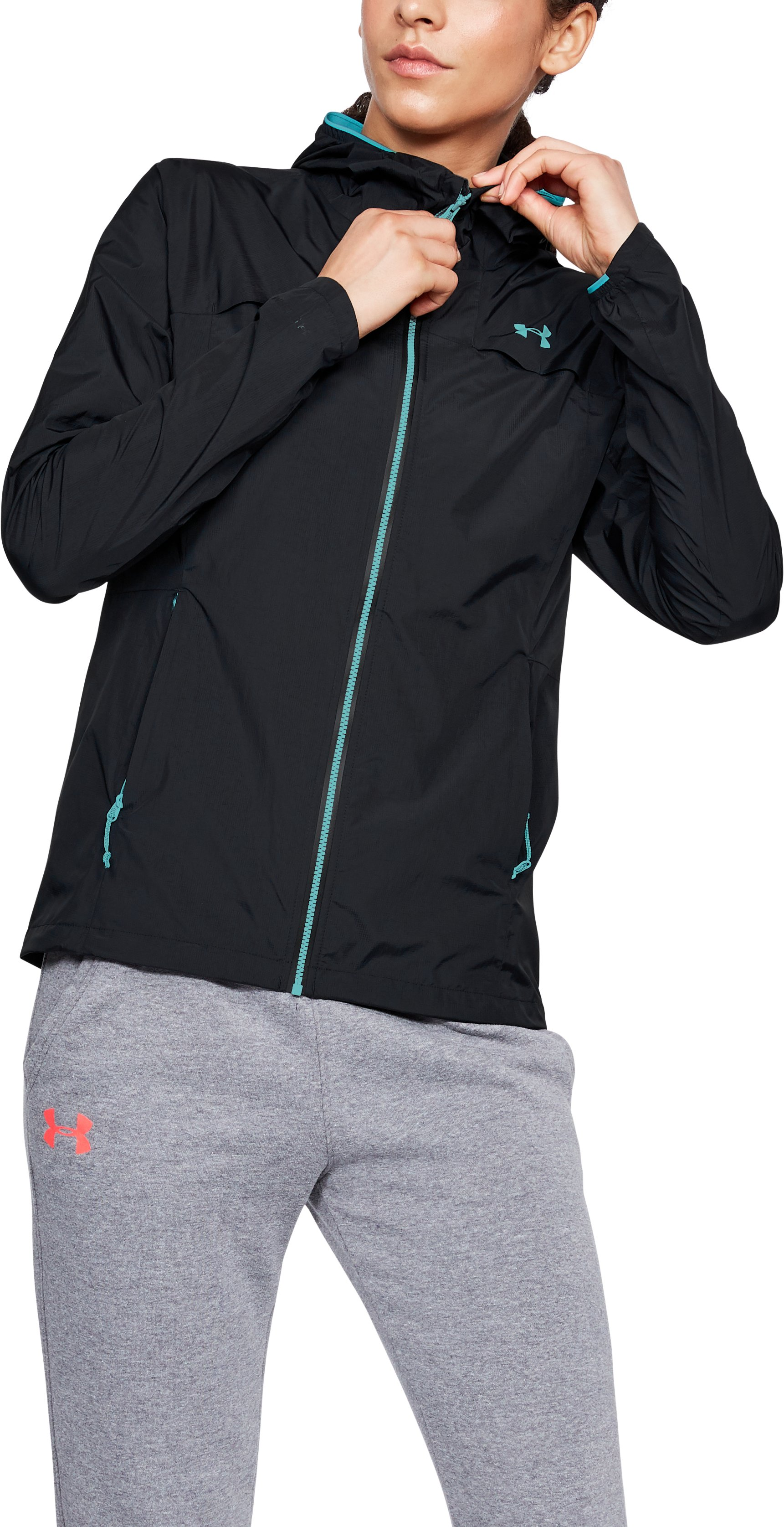 Women's UA Scrambler Jacket 3 Colors $80.00 - $96.00