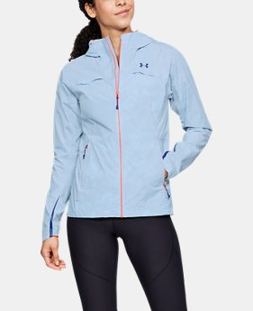 Women's UA Scrambler Jacket  1  Color Available $160