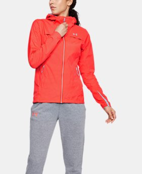 Women's UA Scrambler Jacket   $190