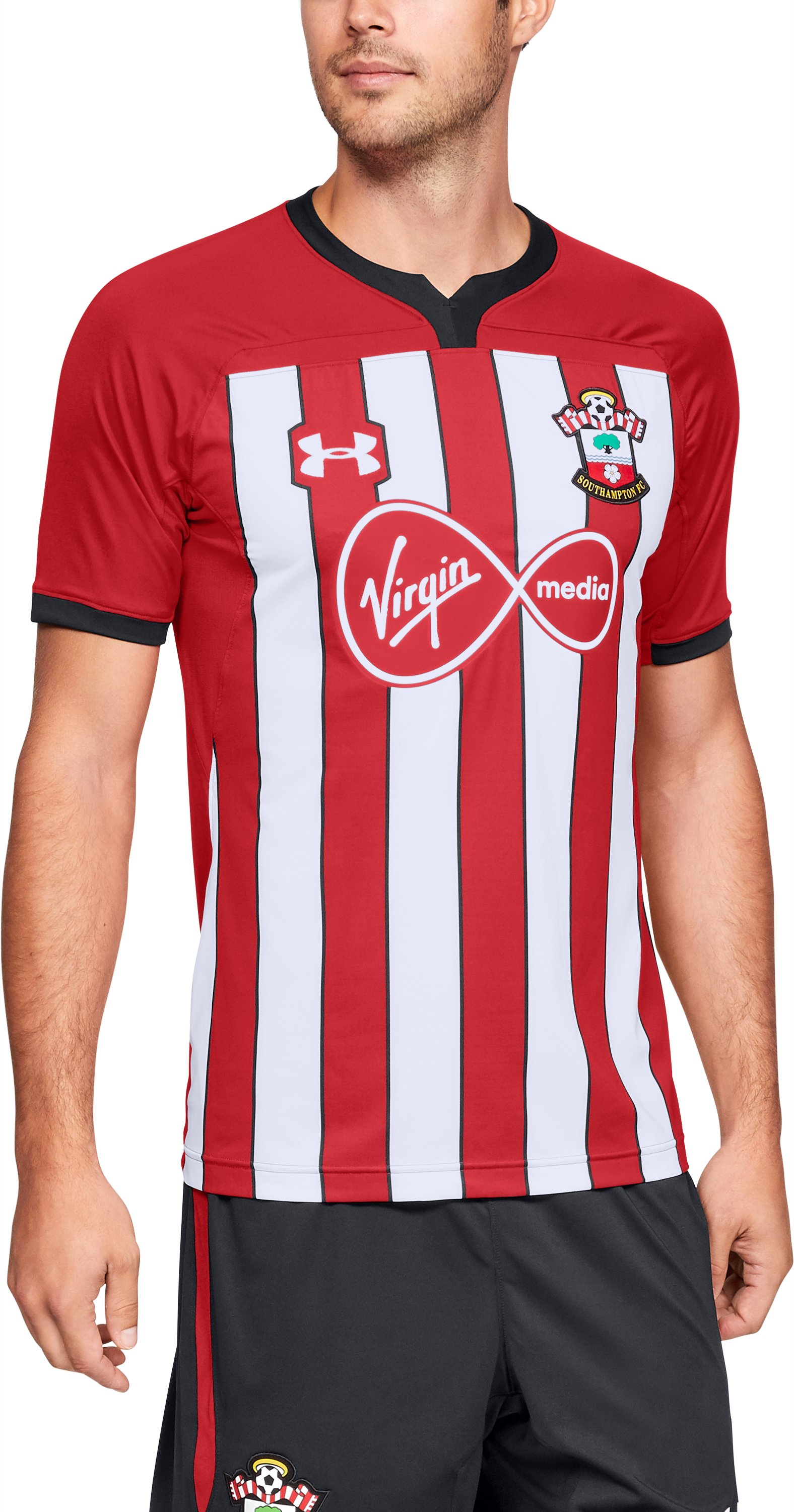 Men's Southampton Authentic Jersey, Red