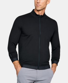 Men's UA Playoff Full Zip  1  Color Available $85