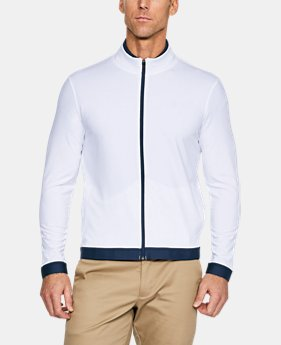 Men's UA Playoff Full Zip  1  Color $85