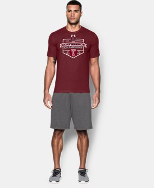 New Arrival Men's Temple AAC Champs T-Shirt  *Ships 12/20/2016*  1 Color $29.99