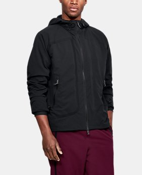 Men's UAS Track Jacket  2  Colors Available $105