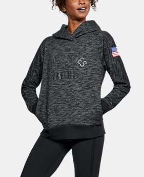 New Arrival Women's UA Top Step Hoodie  2 Colors $60