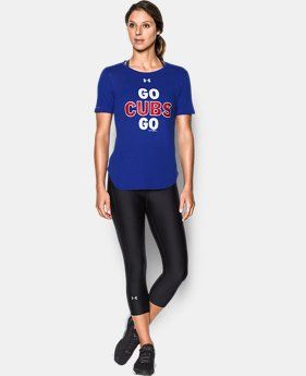 Women's Chicago Cubs – Go Cubs Go  1 Color $29.99