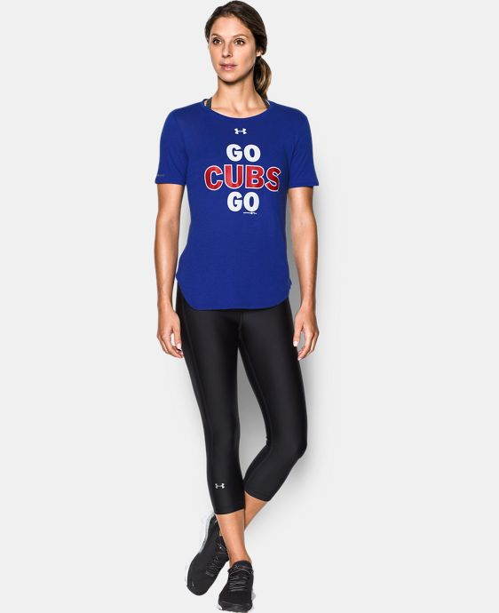 New Arrival Women's Chicago Cubs – Go Cubs Go  1 Color $29.99