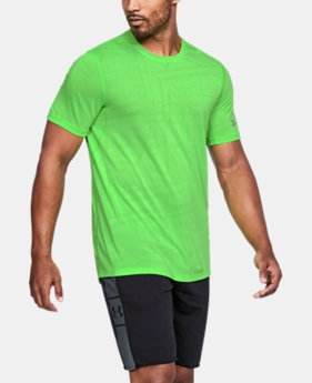 Men's UA Elite Short Sleeve  1 Color $35