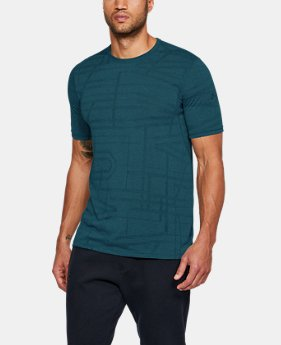 Men's UA Siro Elite Short Sleeve   $35