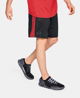Men's UA MK-1 Printed Shorts  1  Color Available $35