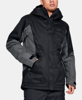Men's UA Emergent Jacket  1  Color Available $250