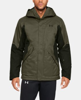 Men's UA Emergent Jacket  2  Colors Available $250