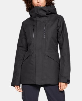 Women s UA Emergent Jacket 1 Color Available  187.5 2daed8b568