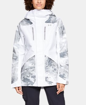 Women's UA Emergent Jacket  1  Color Available $250