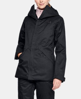 Women's UA Navigate Jacket  1  Color Available $240