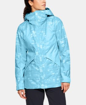Women's UA Navigate Jacket  1  Color Available $200