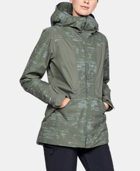 New Arrival Women's UA Navigate Jacket  2  Colors Available $200