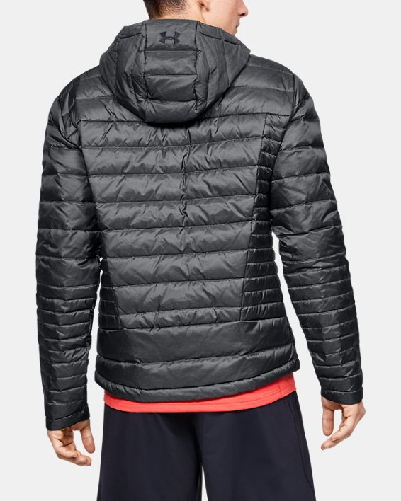 Men's UA Iso Down Hooded Jacket | Under Armour