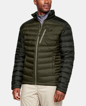 Men's UA Iso Down Jacket  1  Color Available $230