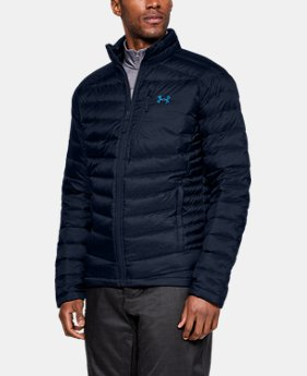 New Arrival Men's UA Iso Down Jacket  1  Color Available $230