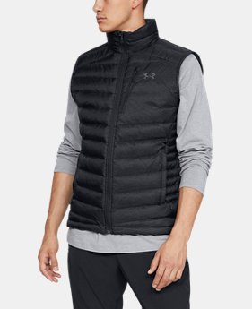 Men's UA Iso Down Vest  1  Color Available $220