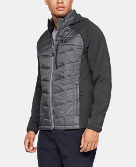 Men's UA Encompass Hybrid Jacket  2  Colors Available $190