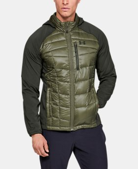 New Arrival  Men's UA Encompass Hybrid Jacket  4  Colors Available $230