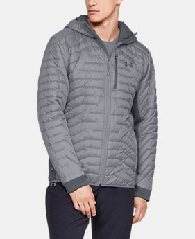 Best Seller Men's ColdGear® Reactor Hybrid Jacket  4  Colors Available $190