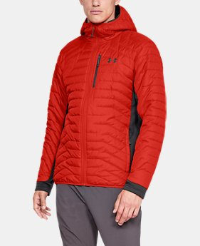 Best Seller Men's ColdGear® Reactor Hybrid Jacket  1  Color Available $190