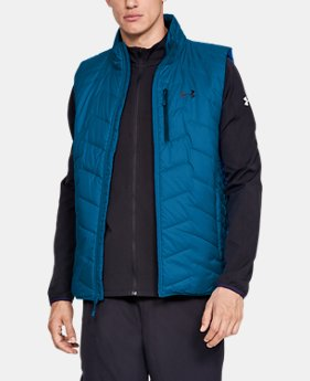 Best Seller Men's ColdGear® Reactor Vest  1  Color Available $130