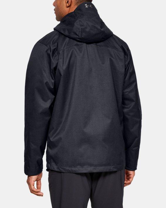 Men's UA Porter 3-in-1 Jacket, Black, pdpMainDesktop image number 2