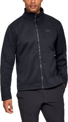UNDER ARMOUR MEN/'S UA PORTER 3-IN-1 JACKET STORM ZIP-OUT INFRARED 1316018-002 L